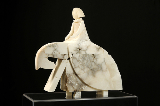 Manolo VALDÉS - Skulptur Volumen - Dama a Caballo