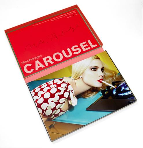 Miles ALDRIDGE - Grabado - Carousel (portfolio of 32 prints)