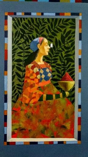 Bobur ISMOILOV - Peinture - Butterfly
