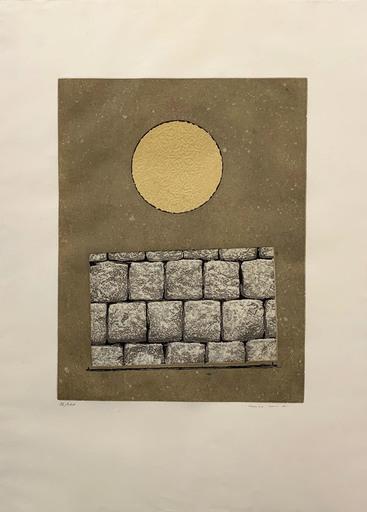 Max ERNST - Grabado - Le plus beau mur de mon royaume