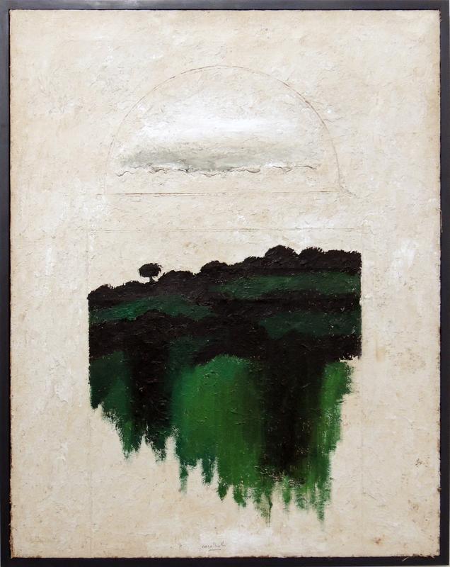Carlo MATTIOLI - Pittura - Paesaggio