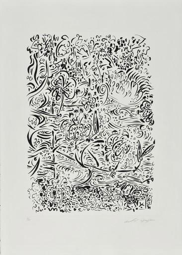 André MASSON - Print-Multiple - Composition 2