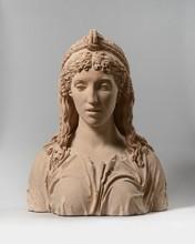 Aimé François D. MILHOMME - Sculpture-Volume - Pythia, Oracle of Delphi