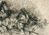 "Alejandro SEIQUER - Estampe-Multiple - ""Pajarillos"" - ""Oiseaux "" Paris"
