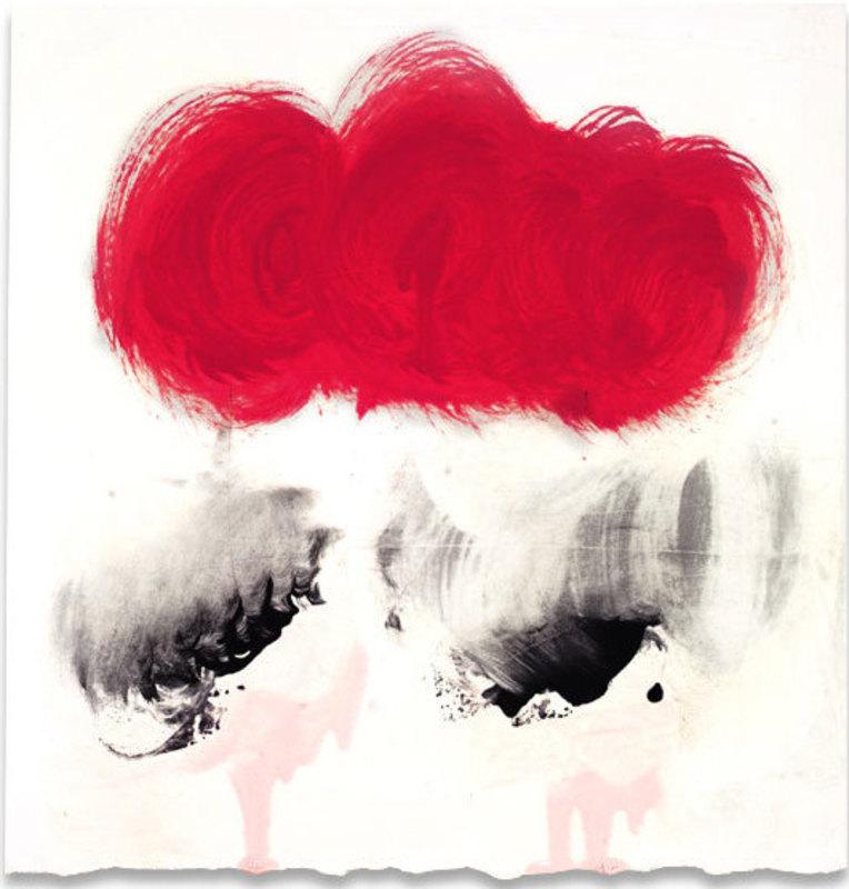 Anya SPIELMAN - Painting - Sorrow