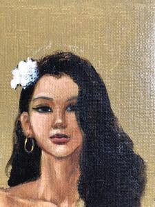 Lorenzo ALESSANDRI - Gemälde - 5° Studio per Mycinotte