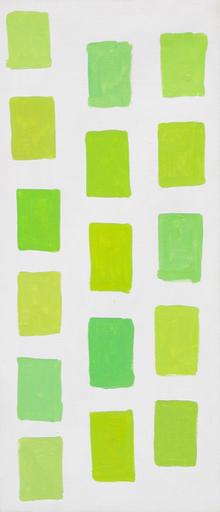 Mario NIGRO - Peinture - Meditazione N°13