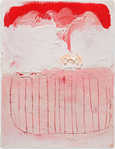 Anya SPIELMAN - Painting - Cream Puff