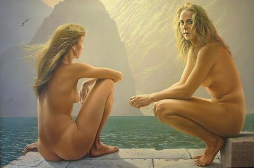 Bruno SCHMELTZ - Pintura - Equinoxe