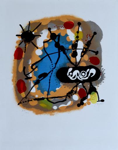 Joan MIRO - Stampa-Multiplo - Atmosphere Miró | Atmosfera Miró