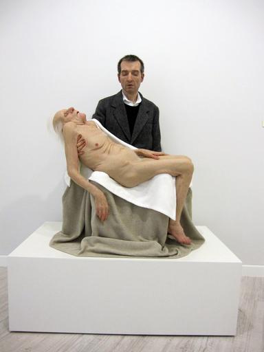 Sam JINKS - Sculpture-Volume - Still life (Pietá)
