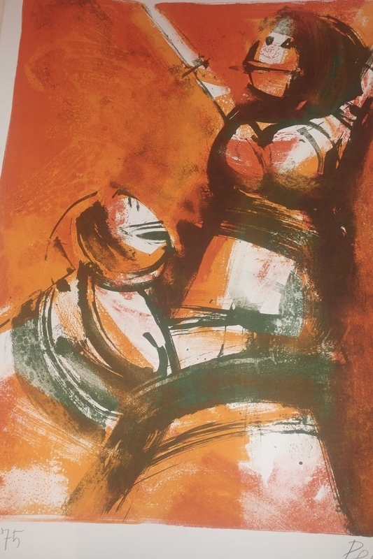Orlando PELAYO ENTRIALGO - Print-Multiple - cartel del crimen