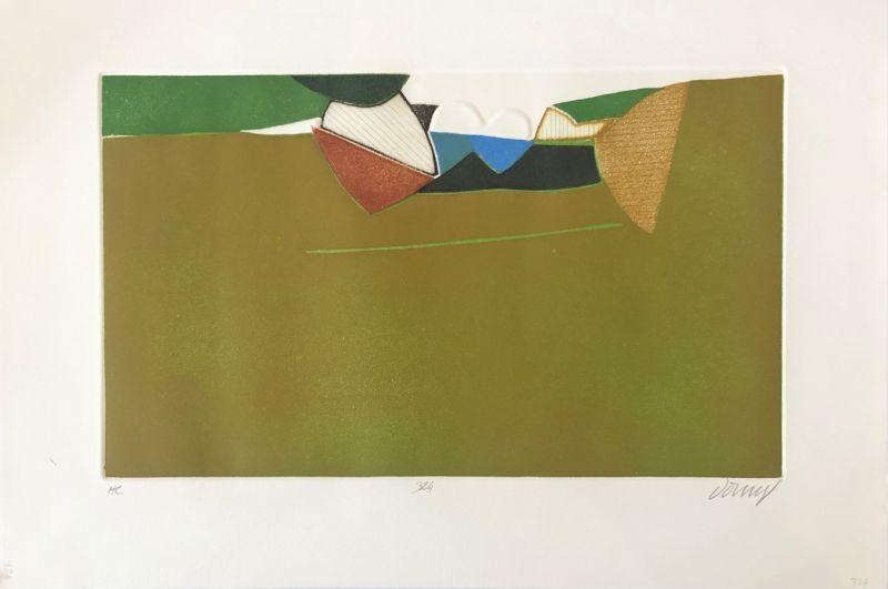 Bertrand DORNY - Print-Multiple - Paysage n°5