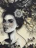 Eric LACAN - Painting - Ce qui émeut me meut