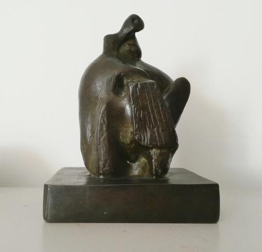Henry MOORE - Skulptur Volumen