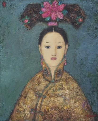 JIA Juanli - Painting - Lien Ling