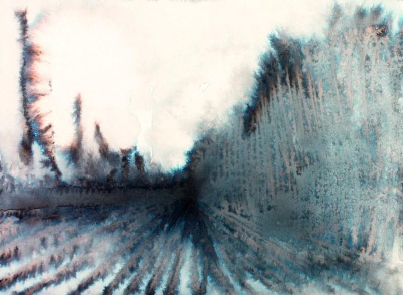 Marta VANEVA - Zeichnung Aquarell - Inscape 050317