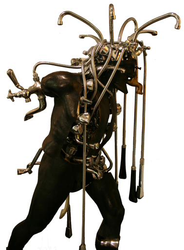 Fernandez ARMAN - Sculpture-Volume - Monsieur Teste