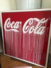 ZEVS - Painting - Liquidated Coca Cola