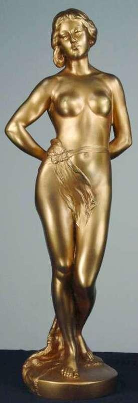 Ludwig EISENBERGER - Skulptur Volumen - Relaxed Nude