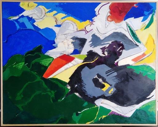 Maurice WYCKAERT - Pintura - Fa un zero