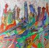 Joan Ramon SOTO - Peinture - Un dia Mitologíco