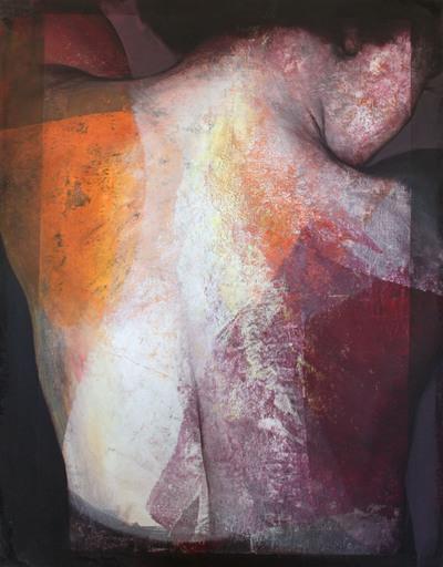 Étienne GROS - Peinture - Pli du cou