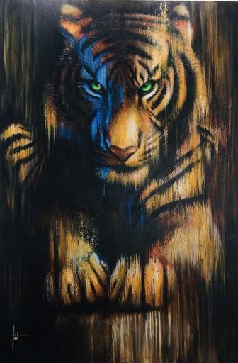 SANDROT - Peinture - T12