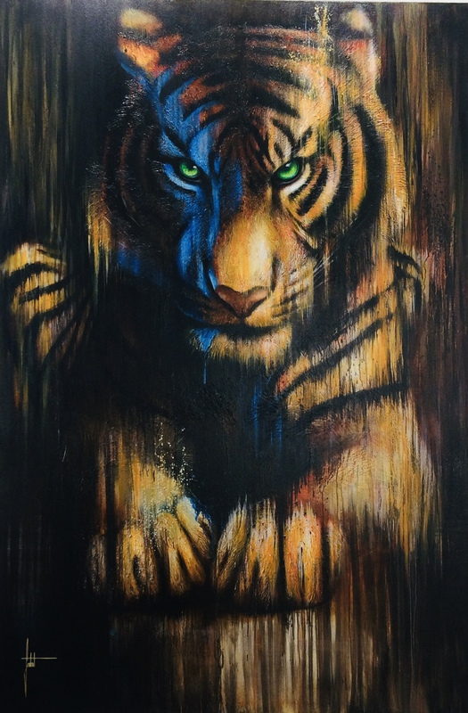SANDROT - Painting - T12