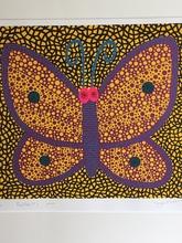草間彌生 - 版画 - papillon