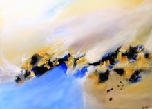 ANVAL - Peinture - Accalmie