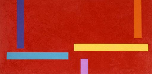 Shin SHIMIZU - Painting - Sans titre   (bas angle, série)