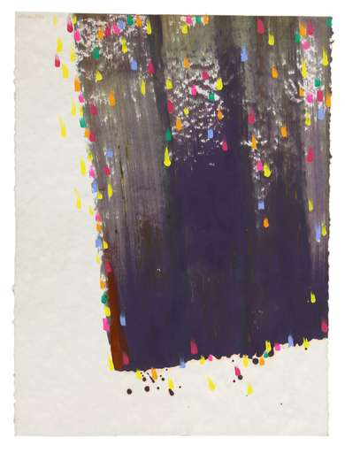 HSIAO Chin - Pintura - La Cascata