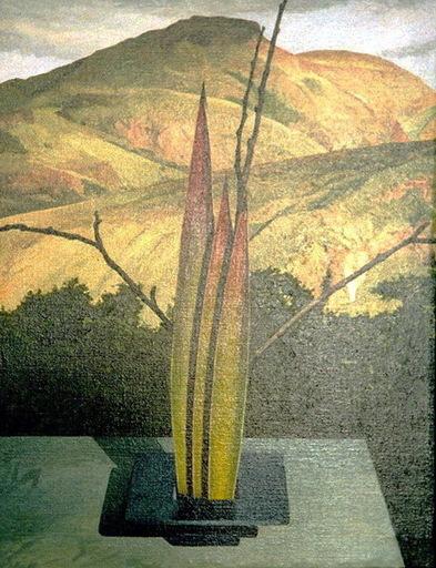 Roberto GONZÁLEZ FERNÁNDEZ - 绘画 - PLANTA