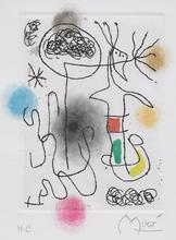 Joan MIRO (1893-1983) - Midi le trefle blanc