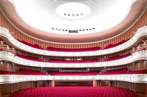 Candida HÖFER - Fotografia - Deutsche Oper am Rhein, Düsseldorf