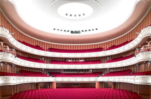 Candida HÖFER - Photo - Deutsche Oper am Rhein, Düsseldorf