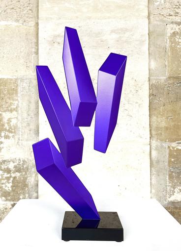 Rafael BARRIOS - Skulptur Volumen - Levitation IV