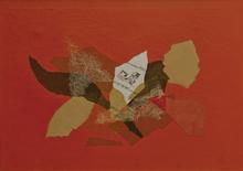 Giulio TURCATO - Painting - L'Acropoli