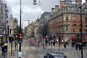 Leticia FELGUEROSO - Fotografia - Mysterious London - Oxford Street
