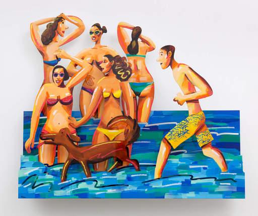 David GERSTEIN - Escultura - Sweets & Strokes