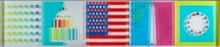 Yaacov AGAM (1928) -  Spirit of America (Americana Series)
