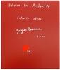 Yayoi KUSAMA - Pittura - Infinity Nets (Parkett edition)