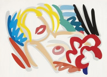 Tom WESSELMANN - Print-Multiple - Big Blonde