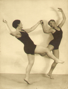 Frantisek DRTIKOL - Fotografia - (Dancers)