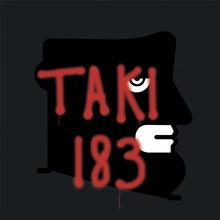 IABO - Painting - Graffiti is not a street art (Taki 183-tribute)