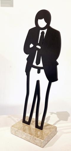 Julian OPIE - Sculpture-Volume - Blazer