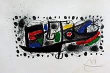 Joan MIRO - Radierung Multiple - Joan Miró and Catalonia   Joan Miró und Katalonien
