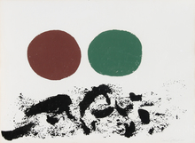 Adolph GOTTLIEB - Stampa Multiplo - Germination