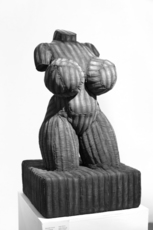 Vasily SLONOV - Sculpture-Volume - Quilted Venus